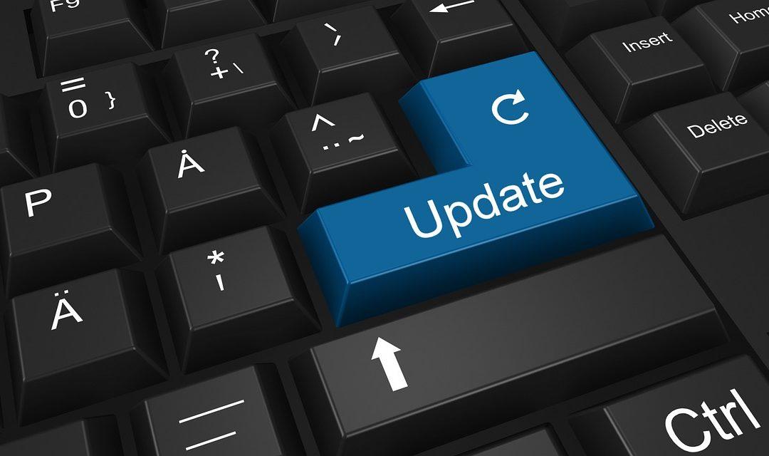 Opdatering af WordPress – hvorfor det er vigtigt